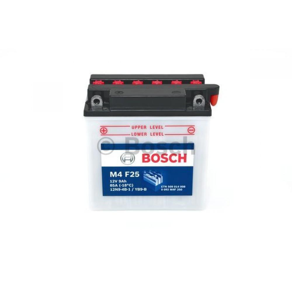 Μπαταρία εκκίνησης BOSCH 0092M4F250